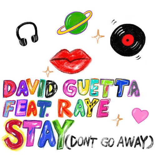 David Guetta feat. Raye - Stay